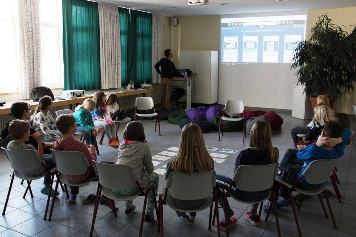 Workshop Herr Seidl