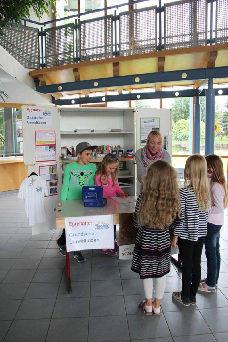 Umweltladen der Eggstätter Grundschule